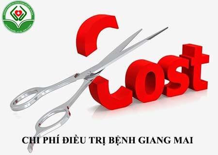 Chi phí điều trị bệnh giang mai
