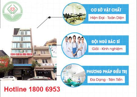 Phòng khám Kinh Đô chữa lậu hiệu quả