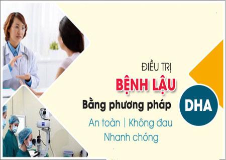 Áp dụng phương pháp DHA chữa lậu khỏi nhanh chóng