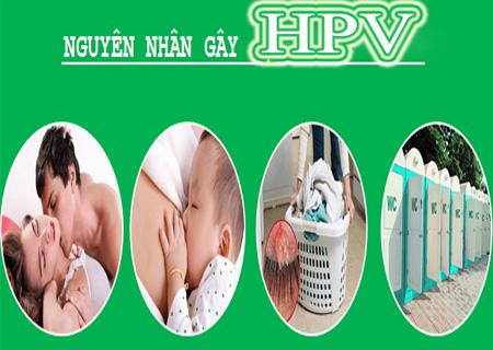 HPV lây nhiễm thông qua nhiều con đường khác nhau