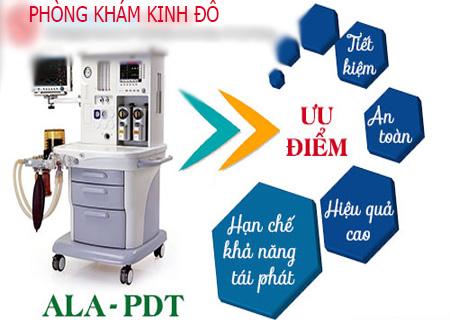 Phòng khám Kinh Đô hỗ trợ điều trị HPV hiệu quả