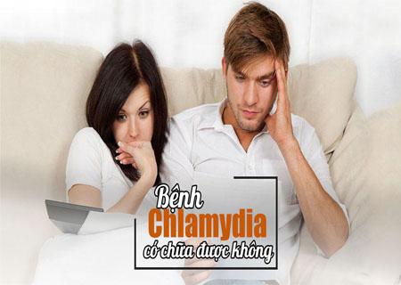 Bệnh chlamydia có chữa khỏi được
