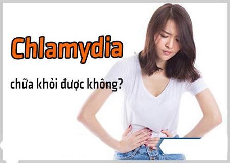 chlamydia chữa khỏi được không