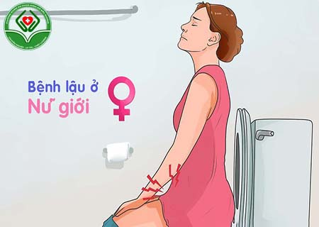 Bệnh lậu ở nữ giới vô cùng nguy hiểm