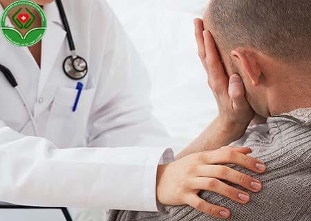 Phương pháp điều trị tình trạng dương vật chảy dịch