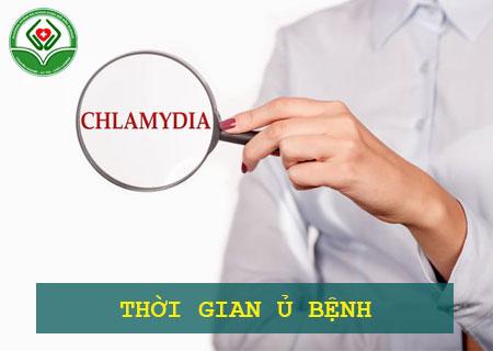 Thời gian ủ bệnh Chlamydia là bao lâu