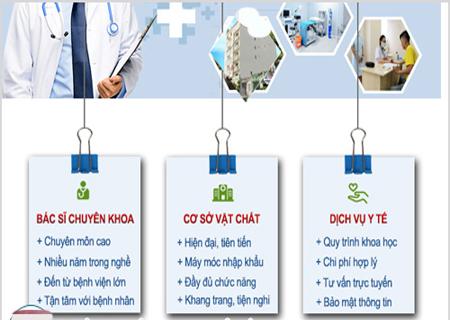 Phòng khám Kinh Đô hỗ trợ điều trị chuỗi hạt ngọc dương vật hiệu quả